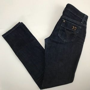 Joe's Jeans Chelsea Skinny Fit Vincent Dark Wash